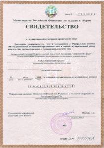 Устав и учредительные документы